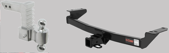 B&W Hitch Curt Hitch Rapid Truck Hitches