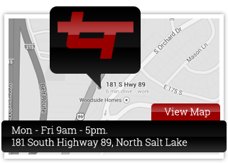 Map of Truck Trim's Location Come Visit and shop for truck accessories